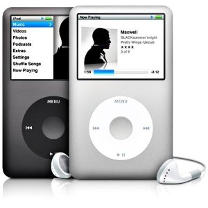 第7世代 ipod classic 160GB