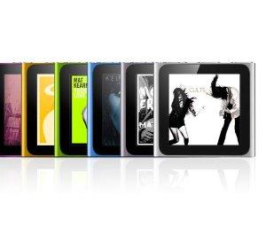 ipod nano 8GB 第6世代